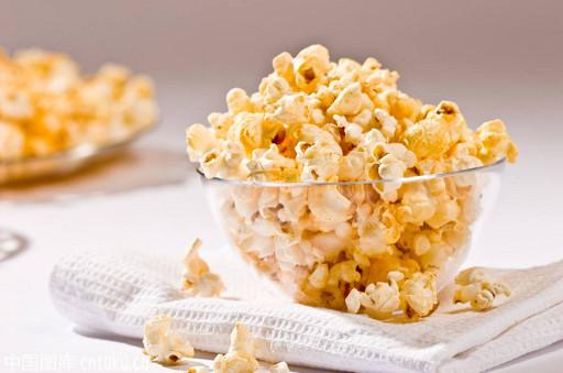 Análisis del contenido de acrilamida en palomitas de maíz calentadas.
