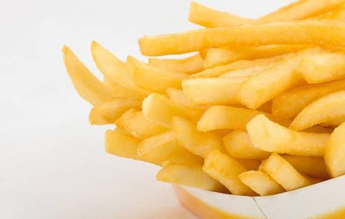 Tecnología de procesamiento y características de sabor de papas fritas