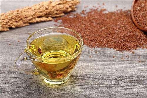 Avances de investigación en tecnología de extracción de aceite de linaza.