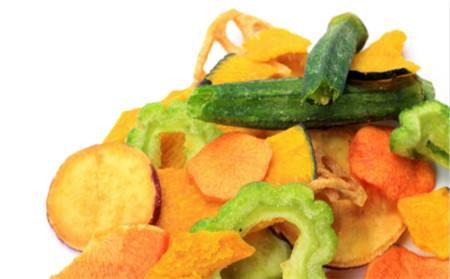 Situación actual de la deshidratación y tecnología de secado para frutas y verduras.
