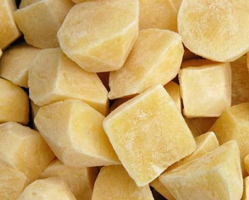 Estudio sobre tecnología de liofilización de patatas.