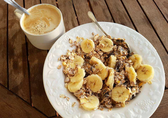 La tendencia de los cereales para el desayuno en China.