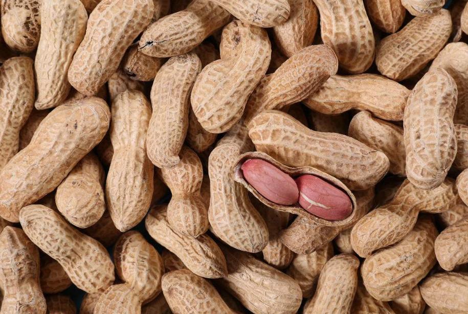 Cáscara de cacahuete