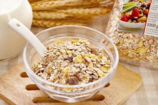 Tecnología de procesamiento de alimentos de desayuno de cereales nutritivos