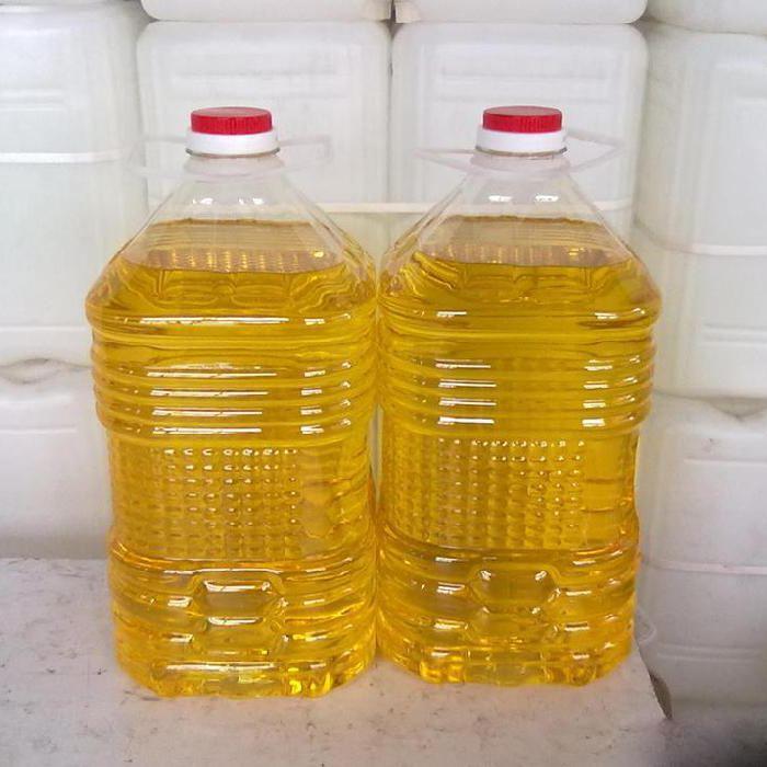 la tecnología de la refinación de petróleo vegetal comestible