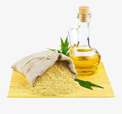 Estudio sobre el método de contenido de aceite de sésamo.