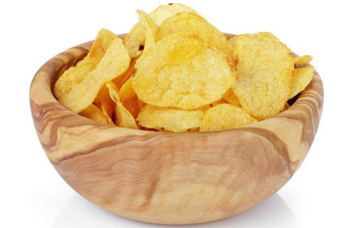 Procesamiento de papas fritas