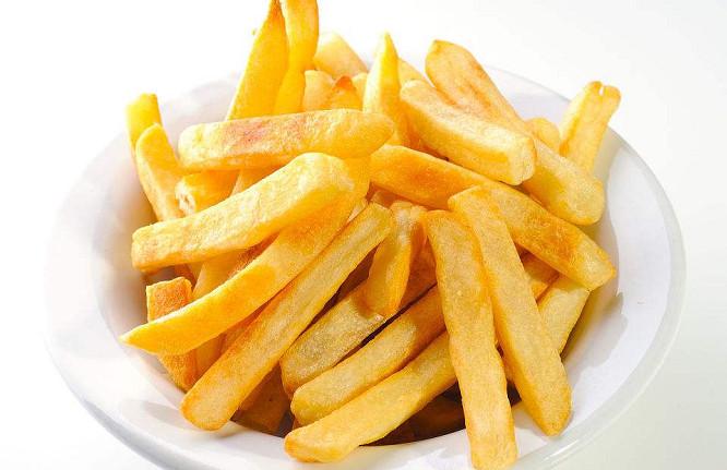 Efecto del proceso de congelación rápida y presión negativa de vacío sobre la calidad de las papas fritas fritas (1)