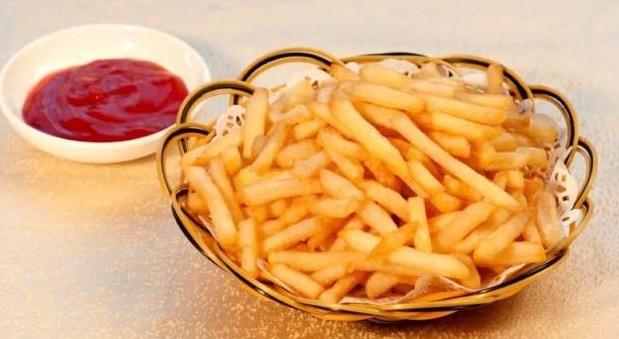 Efecto del proceso de congelación rápida y presión negativa de vacío sobre la calidad de las papas fritas fritas (2)