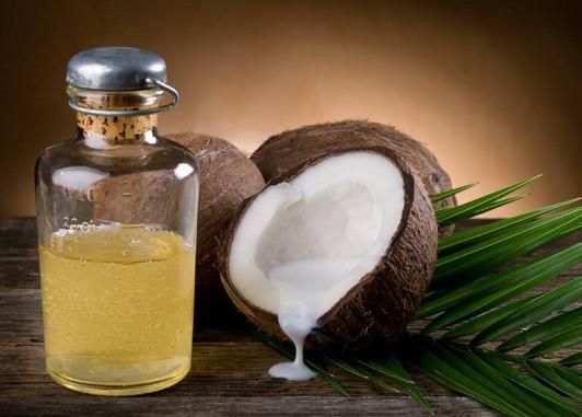Extracción de aceite de semilla de coco y análisis de la composición de ácidos grasos (2)