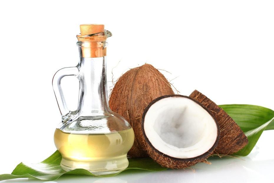 Preparación y propiedades de la microemulsión de aceite de coco