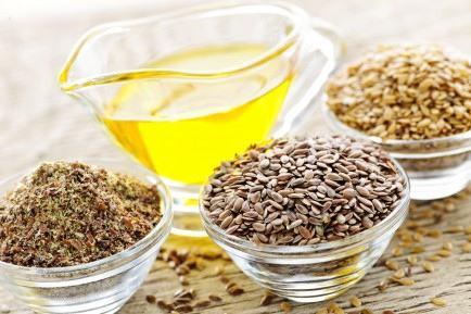 Nutrientes de semillas de cáñamo