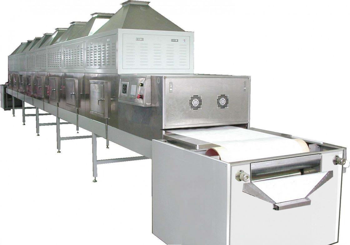 Aplicación del Secador de Microondas en Secado de Tabaco.